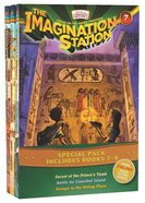 3 Pack (Volume 7-9) (Adventures In Odyssey Imagination Station Series)