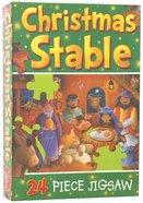 Christmas Stable 24 Piece Jigsaw