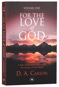 For the Love of God 2-Pack (2 Vols)