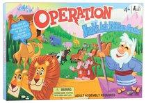 Board Game: Operation (Noahs Ark Edition)