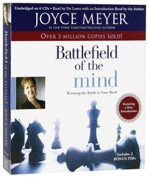 Battlefield of the Mind (6 Cds, Unabridged)