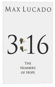3:16 the Numbers of Hope (25 Pack)