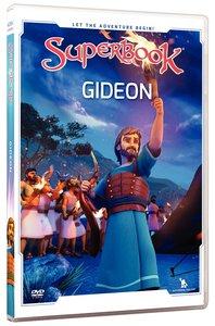 Gideon (#10 in Superbook Dvd Series Season 02)