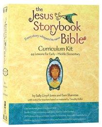 The Jesus Storybook Bible (Curriculum Kit)