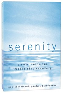 NKJV Serenity New Testament With Psalms and Proverbs (Red Letter Edition)