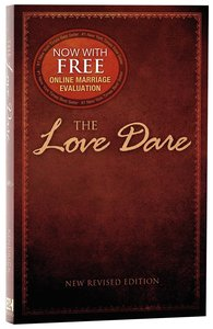The Love Dare: A 40 Day Guided Devotional