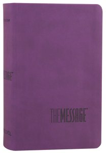 Message Numbered Compact Deep Purple