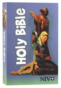 NIV Larger Print Childrens Bible Paperback