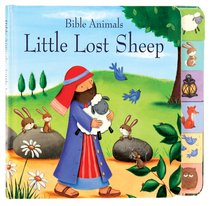 Bible Animals: Little Lost Sheep