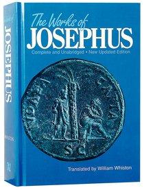 Works of Josephus, the (Keyed to Loeb Numbering System) (1980)