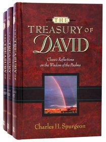 Treasury of David (3 Vol Set)