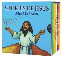 Stories of Jesus (Pack of 6) (Mini Library Series)