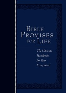 Bible Promises For Life (Navy)
