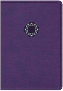 KJV Deluxe Gift Bible Purple