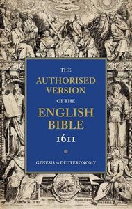 KJV Authorised Version of the English Bible 1611 5 Volume Set