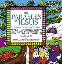 The Parables of Jesus (Adult Coloring Books Series)
