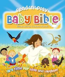 Read N Play Baby Bible (With Handle And Lock)