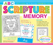 ABC Scripture Memory Boxed Set
