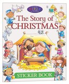 Sticker Book: The Story of Christmas