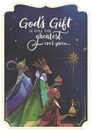 Christmas Boxed Cards: Gods Gift Wisemen (Romans 6:23 Kjv)