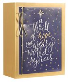 Christmas Match Boxed Cards: A Thrill of Hope (Romans 15:13 Kjv)