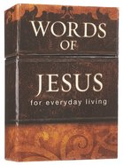 Box of Blessings: Words of Jesus For Everyday Living