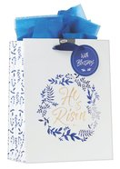 Gift Bag: He is Risen (Incl Tissue Paper & Gift Tag)