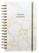 Prayer Journal: One Year Weekly Layout (Damask Flowers)