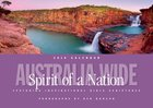 2018 A4 Ken Duncan Wall Calendar: Spirit Of a Nation With Scripture