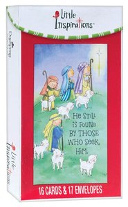 Christmas Boxed Cards: He is Still Found By Those Who Seek Him (Luke 1:78,79 Kjv)