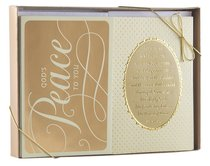 Christmas Dual Pack Boxed Cards: Gods Peace to You