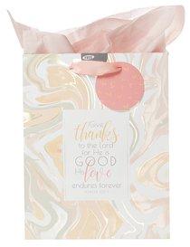 Gift Bag: Give Thanks, Marble
