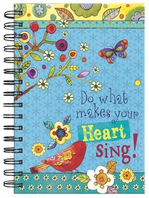 Spiral Journal: Do What Makes Your Heart Sing