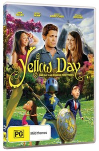 Scr DVD Yellow Day Screening Licence
