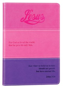 Leather Lux Journal: Jesus