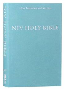 NIV Holy Bible Compact Blue