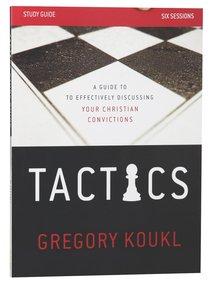 Tactics (Study Guide)