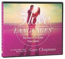 The Five Love Languages (3cds Abridged)