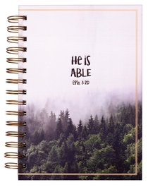 Wirebound Journal: He is Able (Eph 3:20)