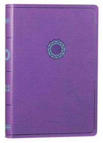 NKJV Deluxe Gift Bible Purple