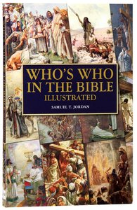 Compact Whos Who in the Bible Illustrated