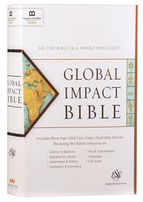 ESV Global Impact Bible