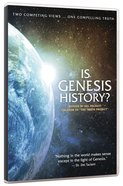 Scr is Genesis History? Screening Licence Standard