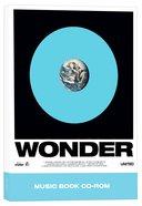 Hillsong United 2017: Wonder (Cdrom Music Book)
