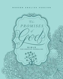 The MEV Promises of God Bible For Creative Journaling