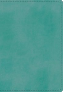 ESV Student Study Bible Turquoise (Black Letter Edition)
