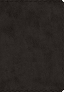 ESV Super Giant Print Bible Black