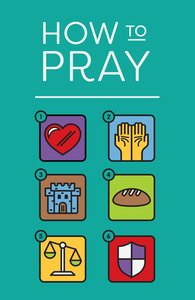 How to Pray ESV (Pack Of 25)