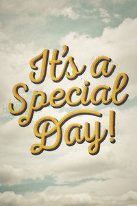 Its a Special Day! Large Print ESV (Pack Of 25)