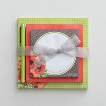 3-Tiered Memo Pad Set: Marjolein Bastin (Mixed Scripture)